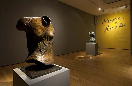 The Henry Moore Foundation - Moore Rodin at Compton Verney
