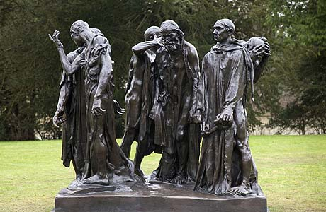 2014 Compton Verney House, Moore Rodin - Exhibitions - The